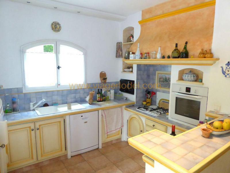 Vendita nell' vitalizio di vita casa Saint-vallier-de-thiey 180000€ - Fotografia 8