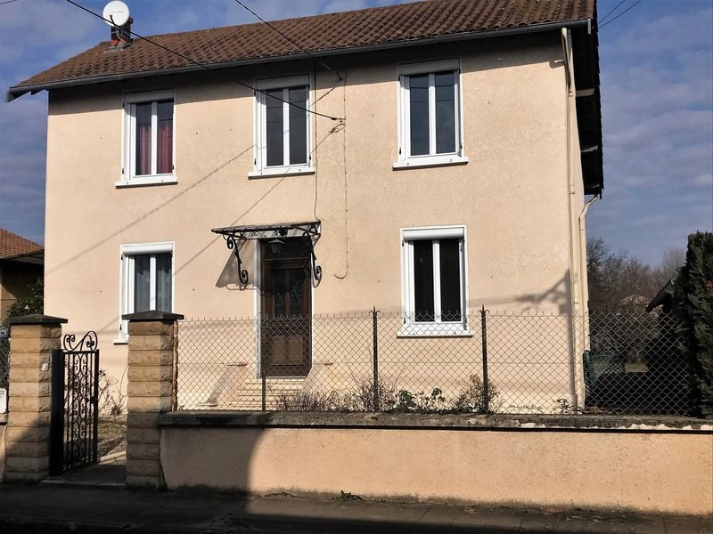 Vente maison / villa Villefranche-sur-saône 254000€ - Photo 1