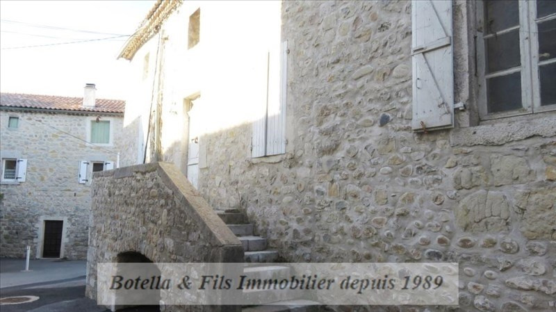 Vente maison / villa Ruoms 110 000€ - Photo 9