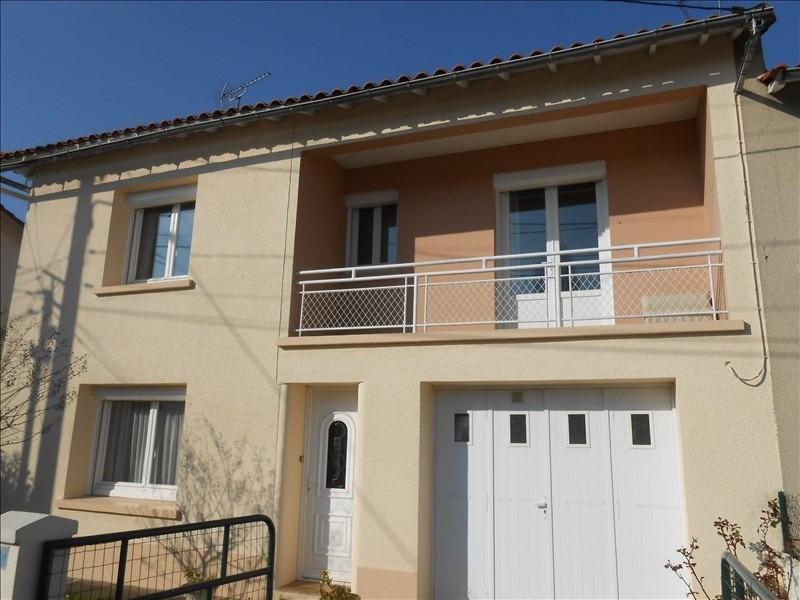 Vente maison / villa Niort 148400€ - Photo 1