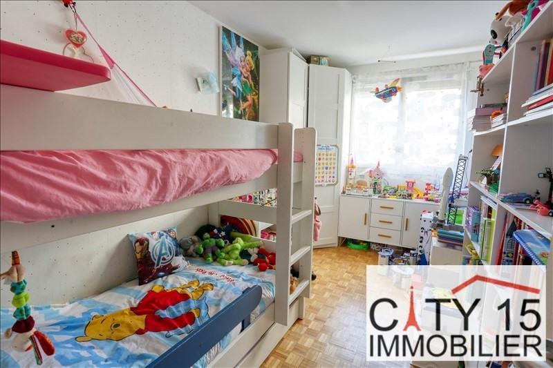 Verkoop  appartement Paris 15ème 689000€ - Foto 6