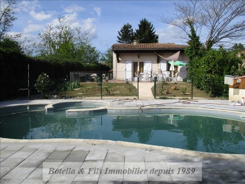 Sale house / villa Ruoms 318000€ - Picture 1