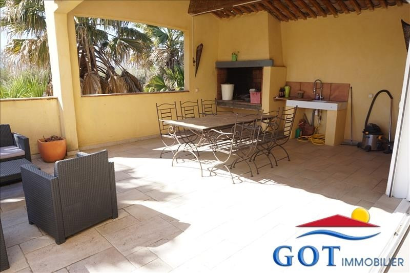 Vente maison / villa Bompas 550000€ - Photo 3