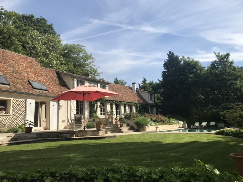 Deluxe sale house / villa Orgeval 1 650 000€ - Picture 2