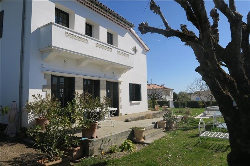 Deluxe sale house / villa Vaux sur mer 663000€ - Picture 2