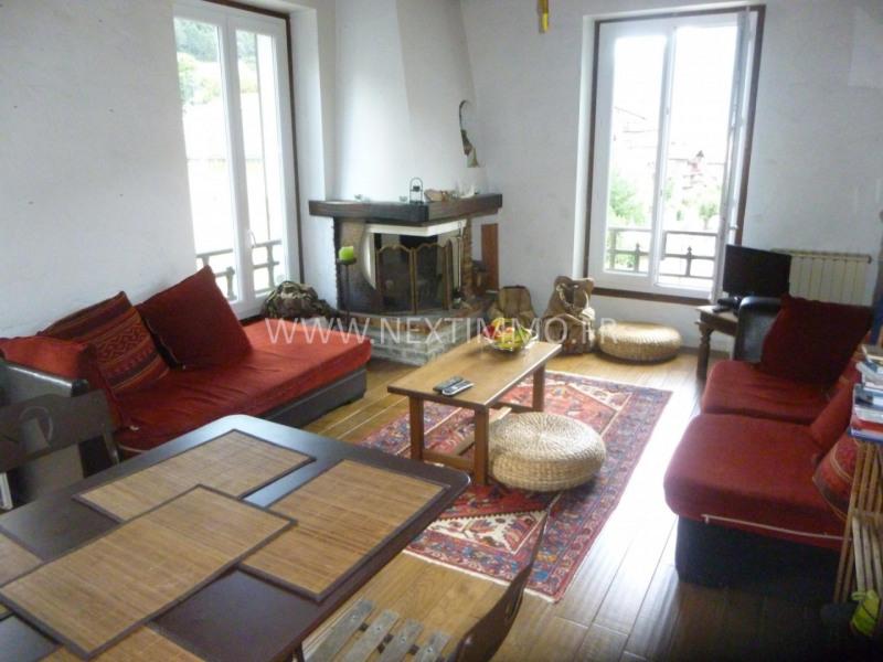 Vendita appartamento Saint-martin-vésubie 128000€ - Fotografia 3