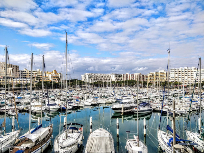 Vente appartement Carnon plage 80000€ - Photo 1