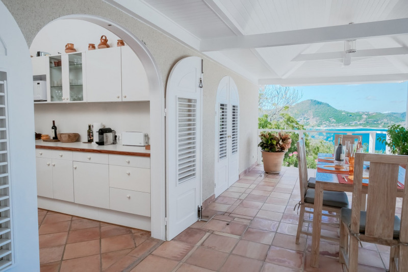 Sale house / villa St barthelemy  - Picture 10