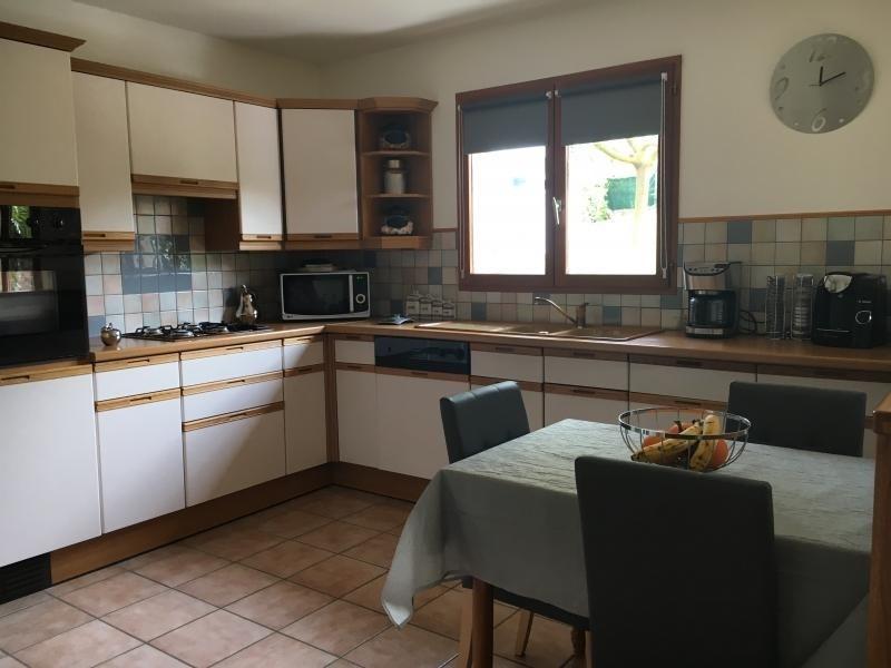 Sale house / villa Villette d anthon 389000€ - Picture 9
