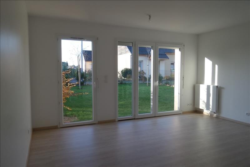 Locação apartamento Hermanville sur mer 508€ CC - Fotografia 1