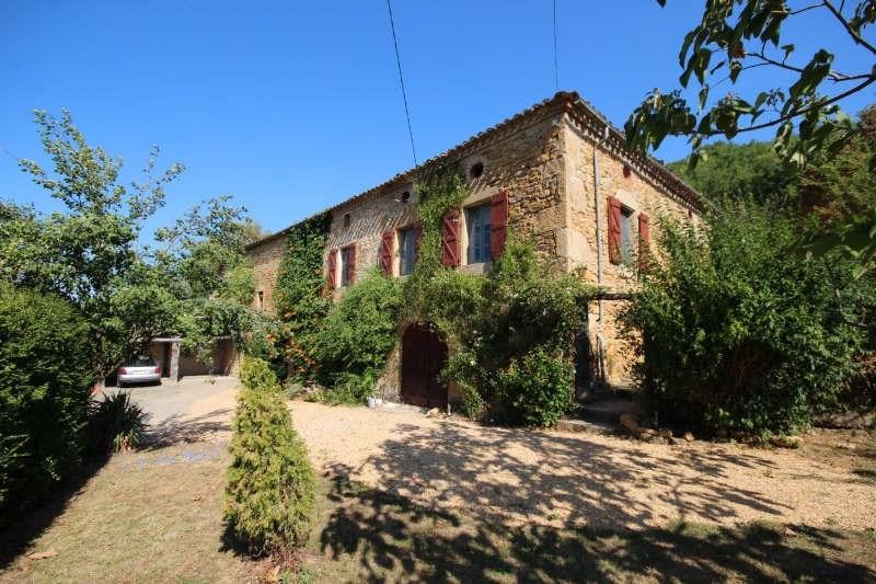 Deluxe sale house / villa Varen 385000€ - Picture 1