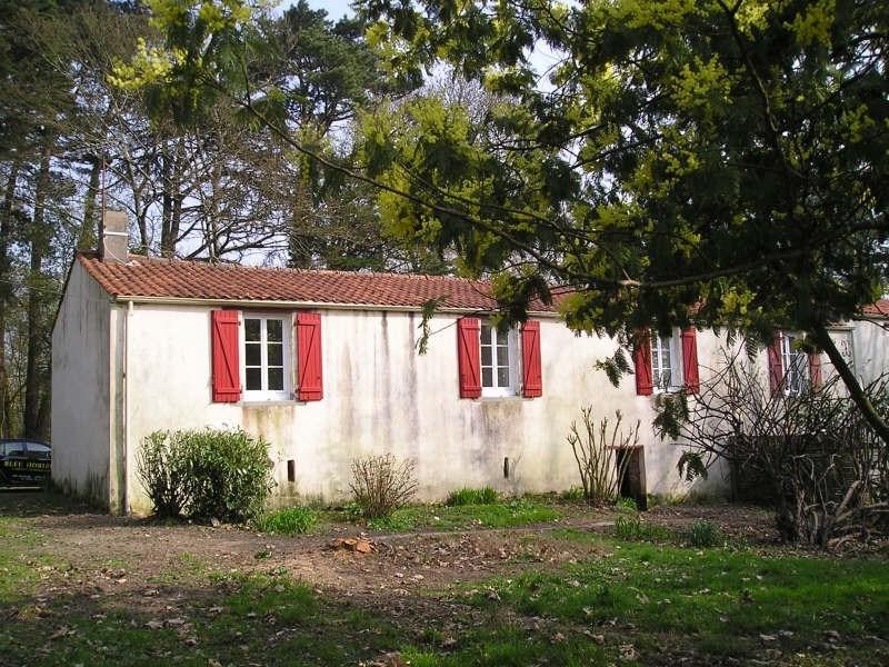 Rental house / villa Chemere 616€ CC - Picture 1