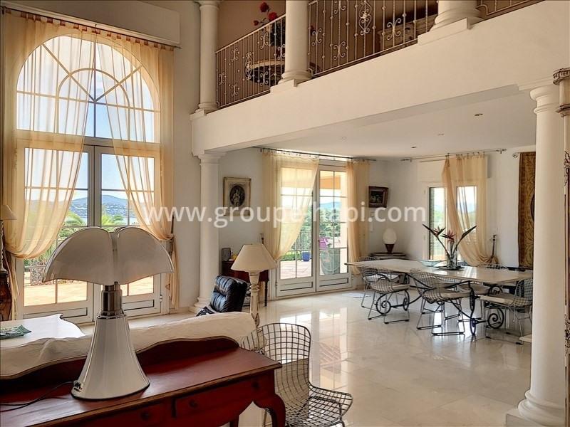 Revenda residencial de prestígio casa Grimaud 4680000€ - Fotografia 5