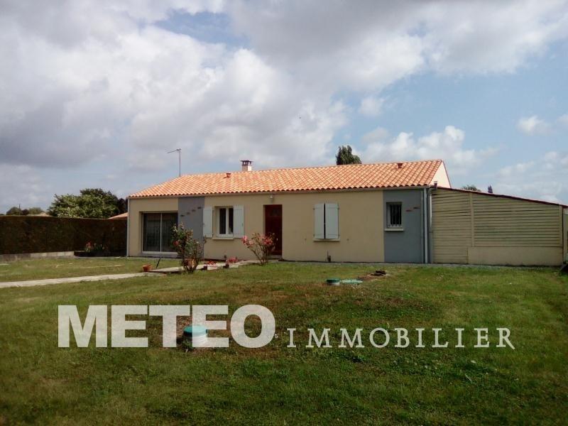 Sale house / villa Puyravault 178840€ - Picture 1