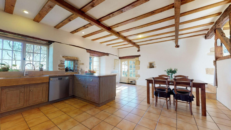Sale house / villa Saint-cirq 357000€ - Picture 10