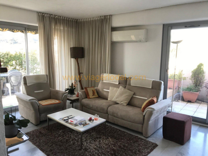 Viager appartement Nice 208 000€ - Photo 1