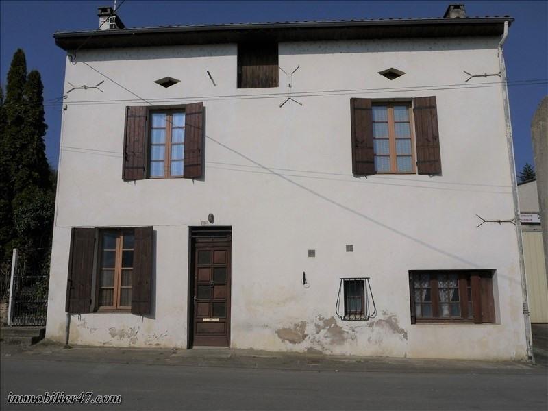 Vente maison / villa Castelmoron sur lot 54500€ - Photo 2