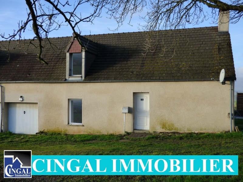Vente maison / villa Les moutiers en cinglais 160900€ - Photo 1