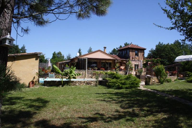 Sale house / villa Campagne 409500€ - Picture 14