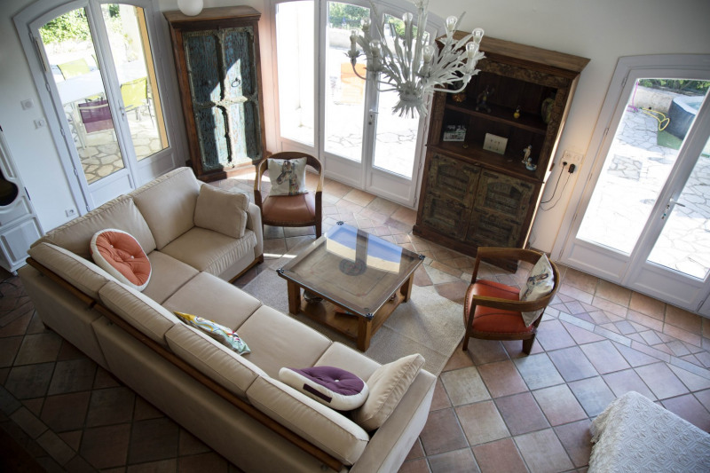 Vacation rental house / villa Les issambres 1 450€ - Picture 5