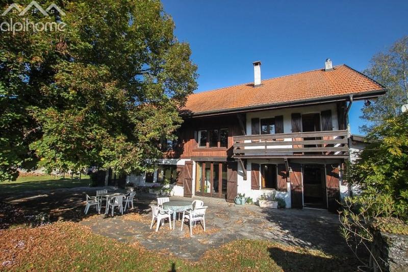 Deluxe sale house / villa Arenthon 1300000€ - Picture 4