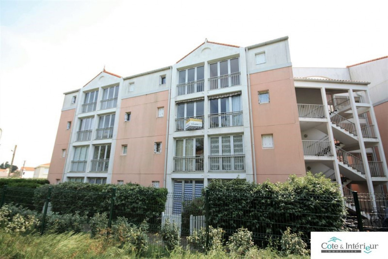 Sale apartment Les sables d'olonne 95 000€ - Picture 12