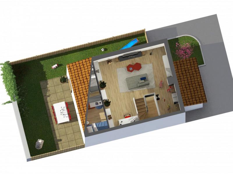 Vente maison / villa Lyon 8ème 380000€ - Photo 5