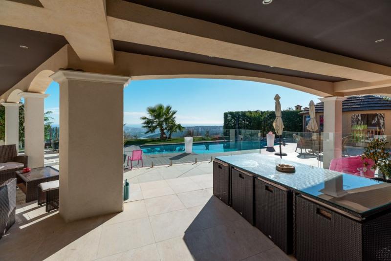 Vente de prestige maison / villa Gattieres 1290000€ - Photo 3