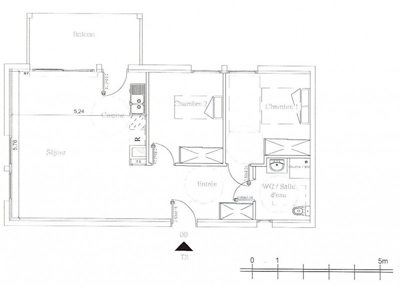 Sale apartment Agen 166 000€ - Picture 1