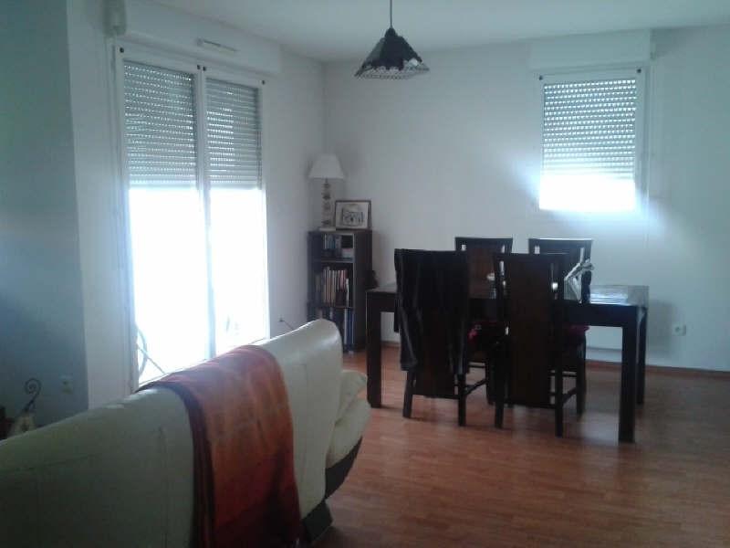 Rental apartment Aussonne 639€ CC - Picture 1