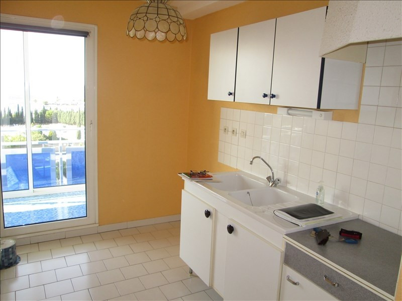 Rental apartment Sete 631€ CC - Picture 3