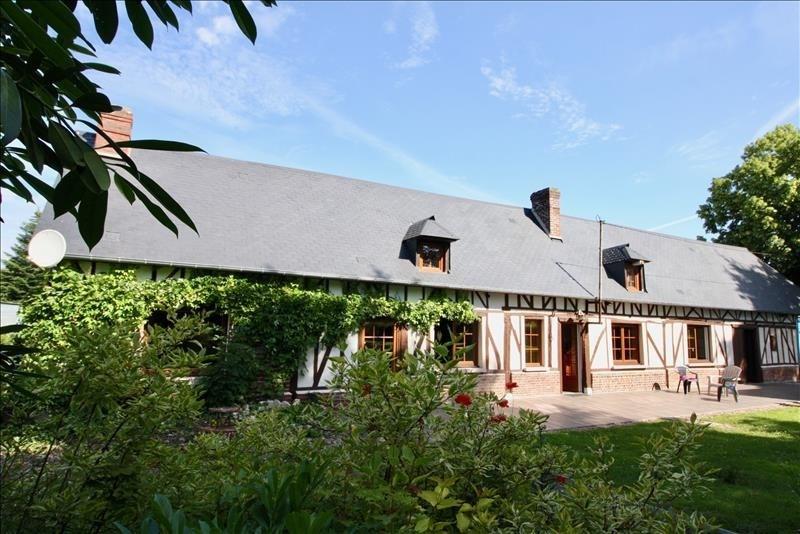Vente maison / villa Beaumont le roger 149500€ - Photo 3