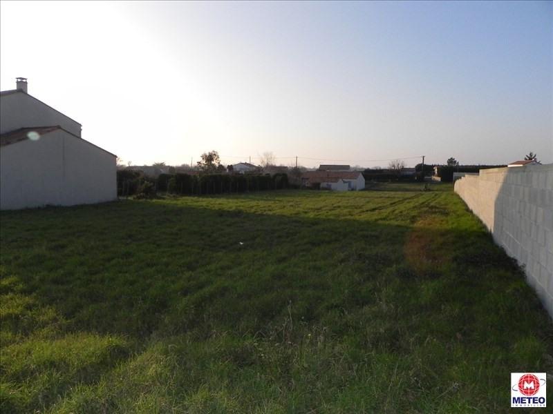 Verkauf grundstück Longeville sur mer 118250€ - Fotografie 2