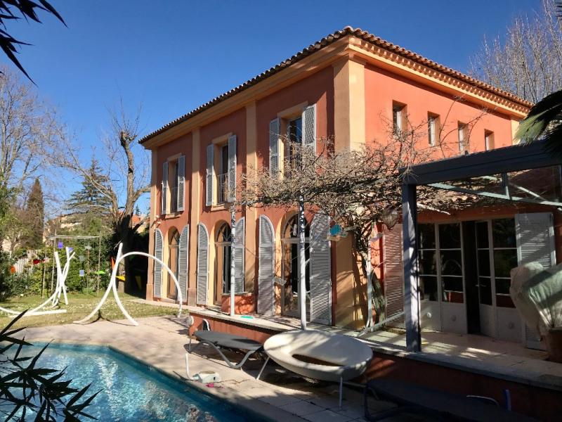 Verkauf von luxusobjekt haus Aix en provence 1780000€ - Fotografie 1