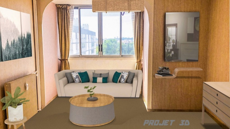 Vente appartement Nimes 58000€ - Photo 1