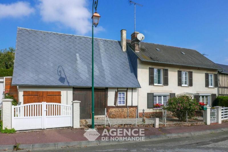 Vente maison / villa Montreuil-l'argillé 106750€ - Photo 1
