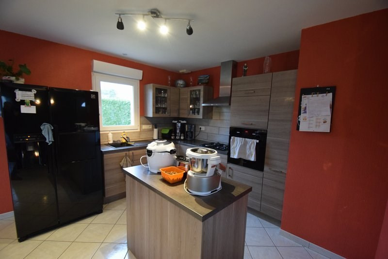 Verkoop  huis Fervaches 171000€ - Foto 4