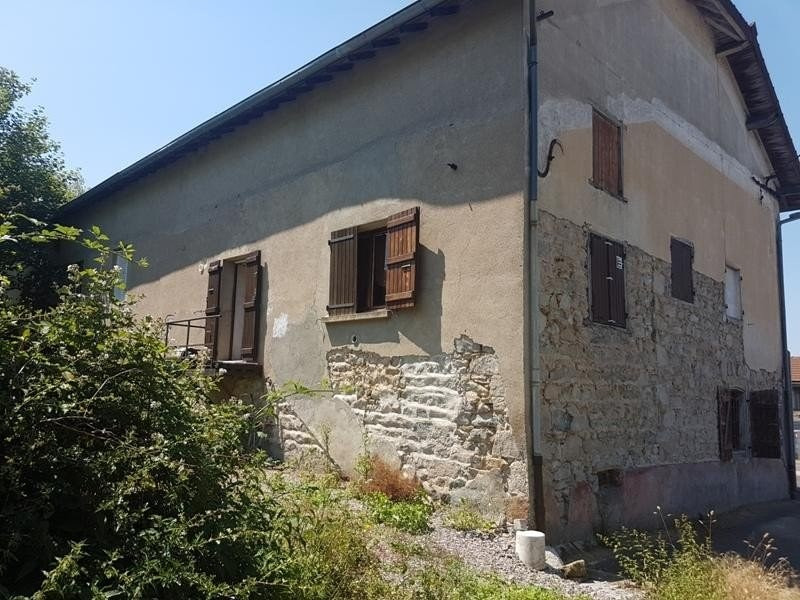 Vente maison / villa Monsols 105000€ - Photo 1