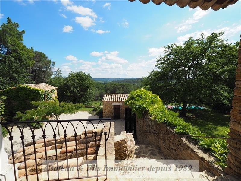 Verkoop van prestige  huis Uzes 778000€ - Foto 17