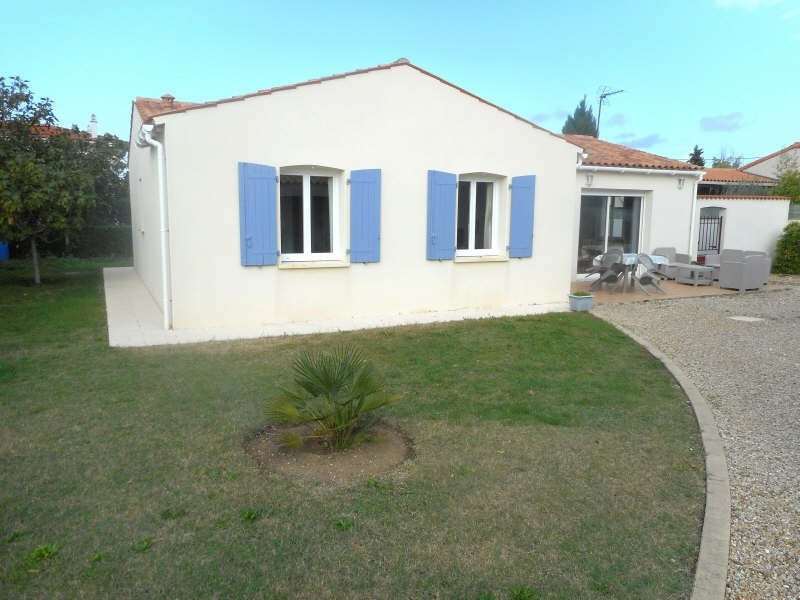 Sale house / villa Vaux sur mer 388500€ - Picture 2