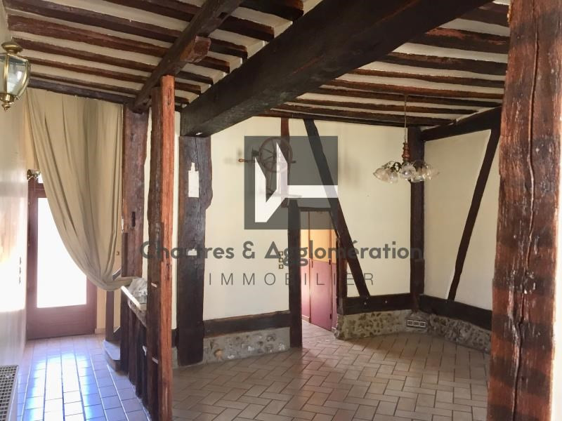 Vente maison / villa Fontaine la guyon 190000€ - Photo 1
