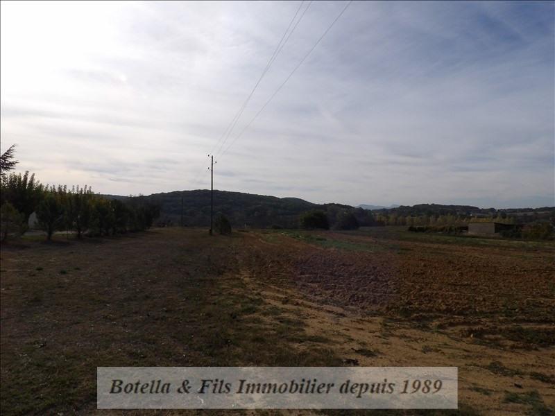 Verkauf grundstück Barjac 148500€ - Fotografie 1