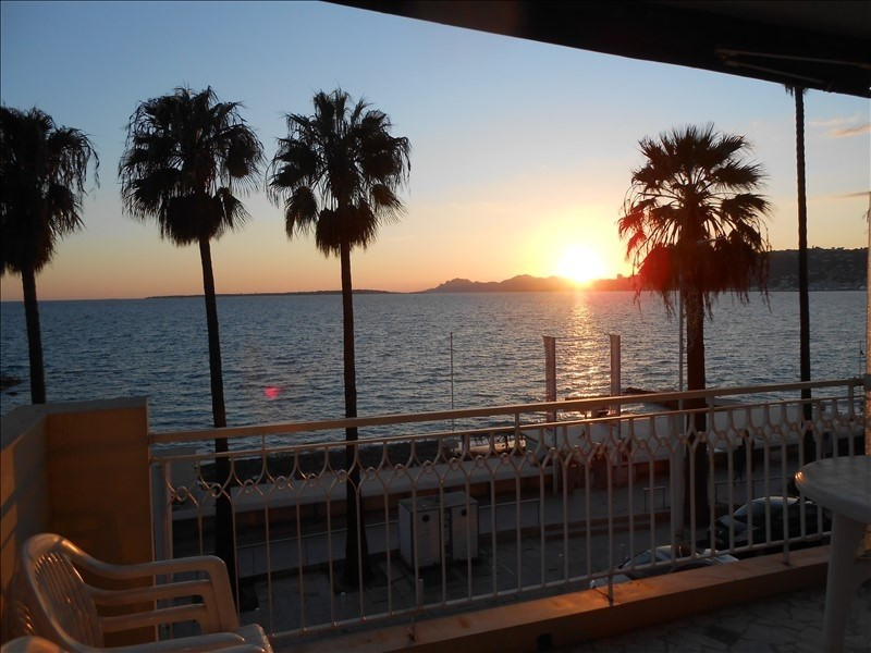 Deluxe sale apartment Juan les pins 434 000€ - Picture 1