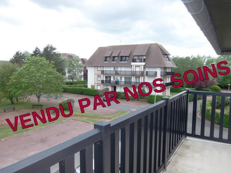 Vente appartement Blonville sur mer 87000€ - Photo 1