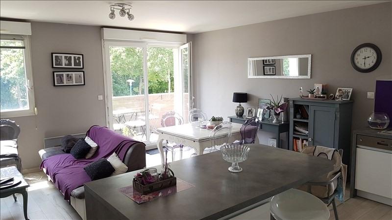 Verkoop  appartement Rennes 204360€ - Foto 1