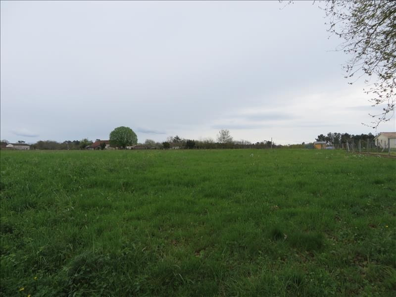Vente terrain Menesplet 18 000€ - Photo 1