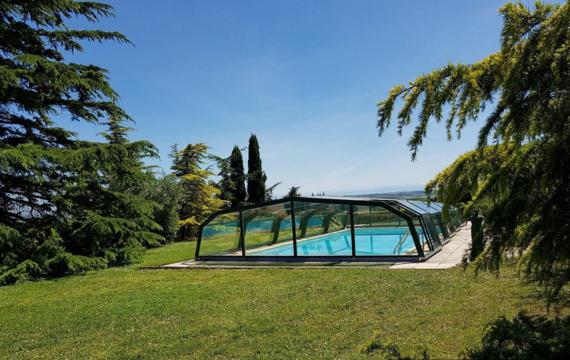 Deluxe sale house / villa Baziege 787000€ - Picture 2