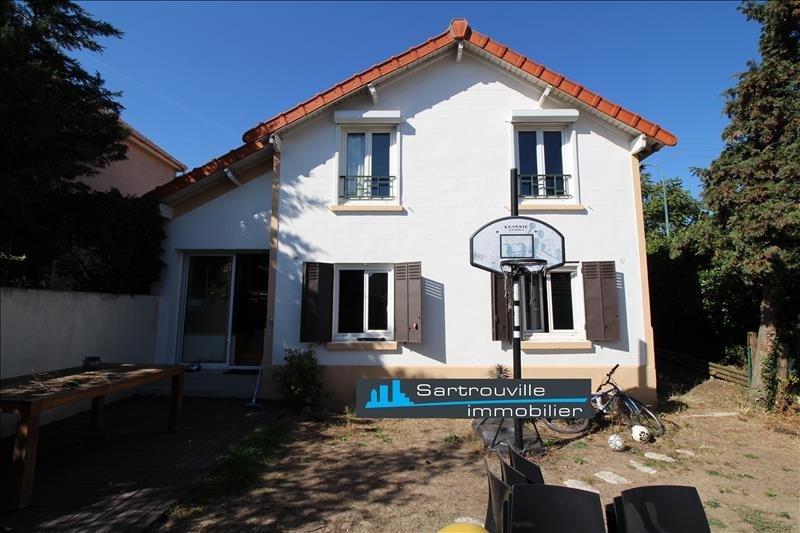 Vendita casa Sartrouville 420000€ - Fotografia 1