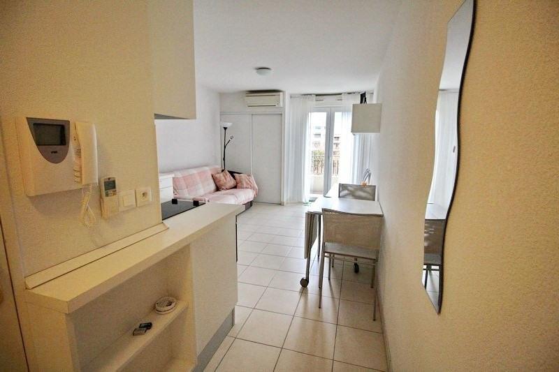 Rental apartment Nice 570€ CC - Picture 3