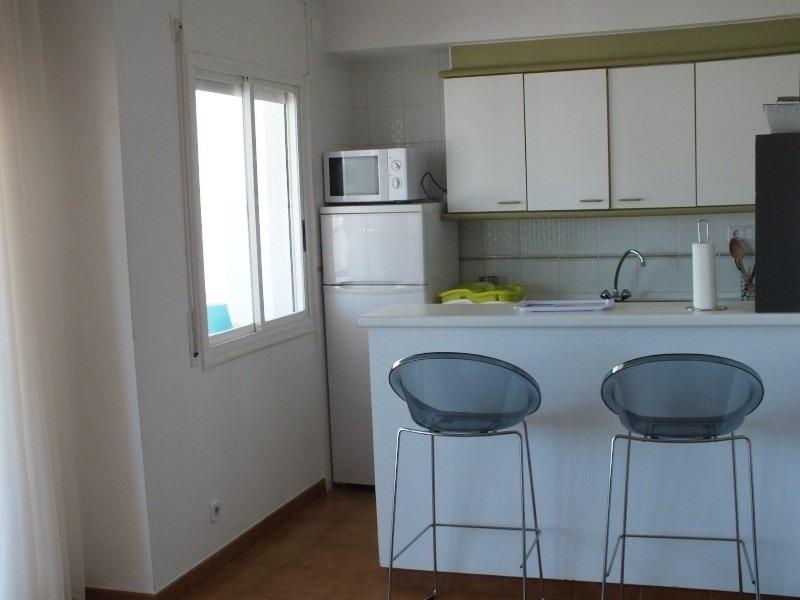 Alquiler vacaciones  apartamento Roses santa-margarita 680€ - Fotografía 7